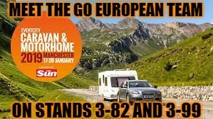 Manchester Motorhome Show 2019